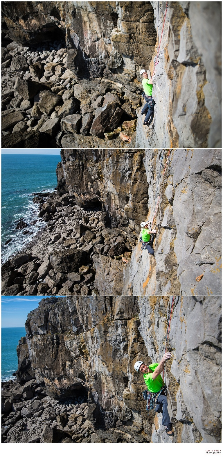 Chris Price Photography, Pembrokeshire Wedding Photography, Climbing Photography Pembrokeshire, Adventure Photography
