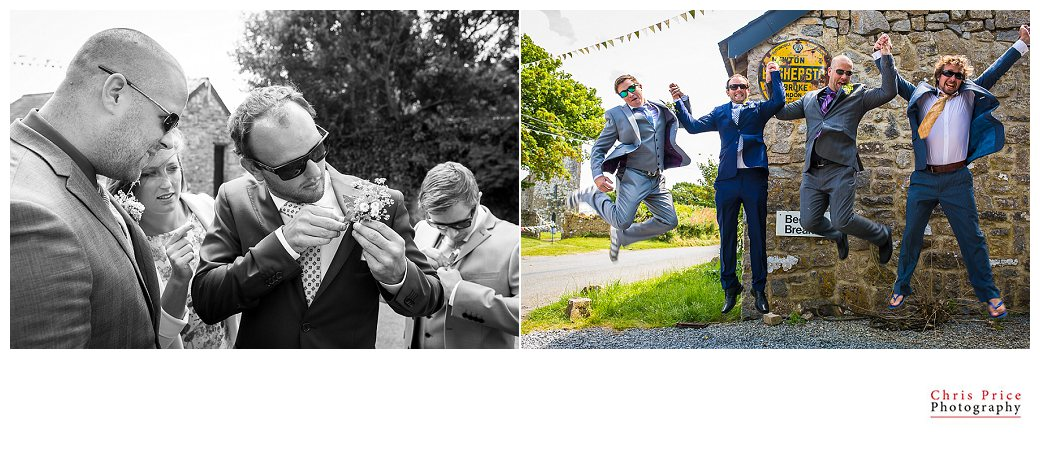 Chris Price Photography, Wedding photography, West Wales, Pembrokeshire
