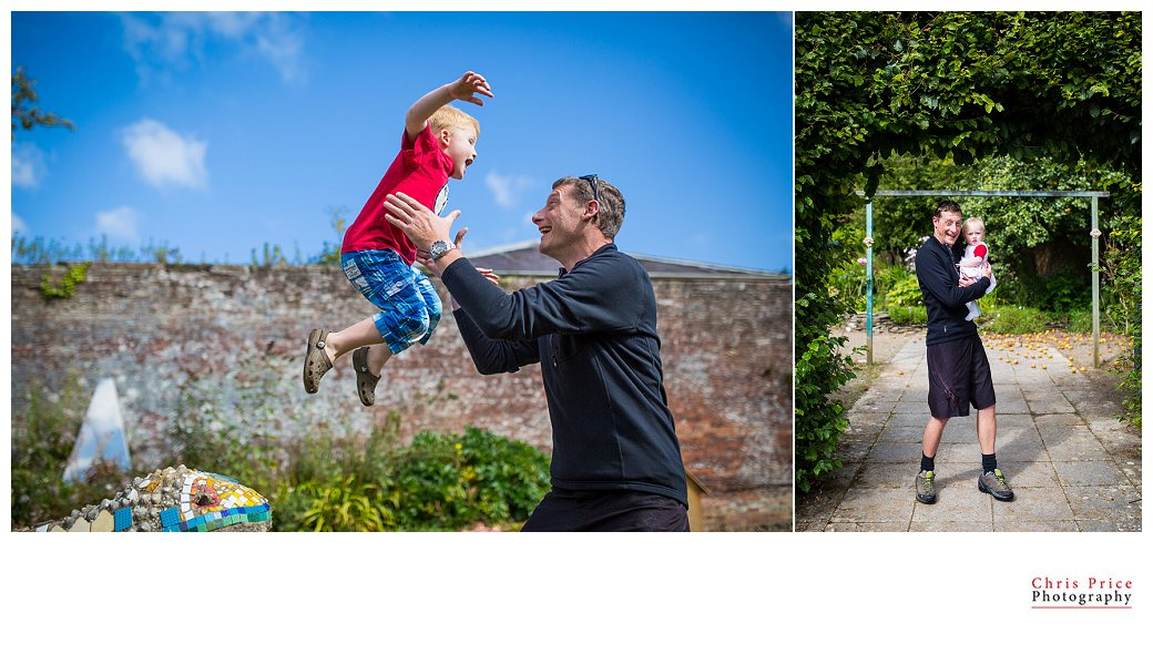 Chris Price Photography, Family Photo Shoot Pembrokeshire