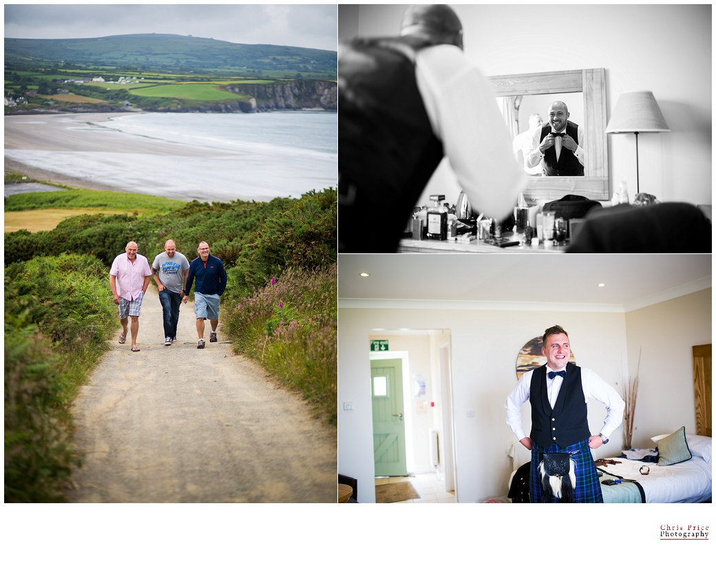 Chris Price Photography, Pembrokeshire Wedding Photography, South Wales Wedding Photography, Newport Sands Weddings
